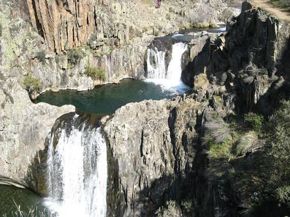 cascada del algibe